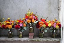 Wedding Ideas / Rustic and quaint wedding ideas / by Rebecca Piranian