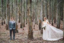 wedding forest