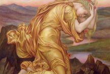 Pre-Raphaelite Art / by laurorah
