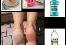 cuidado de pies