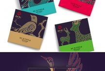 Gift Packaging / Cool gift packaging design for different occasions.