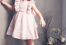 Kız çocuğu modası
