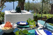 Paxos Zoe kitchen, food, recipes
