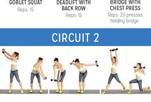 Metabolic Workouts With Weights
