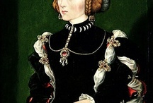 Portrety dworskie XVI w.