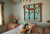 girls rooms / by Laura Haley