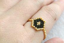 Miyuki rings