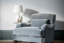 george smith armchair