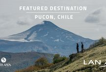 Get Out There / Grab your pack and join us in Chile, America's favorite parks, and destinations that barely make it on to a map.