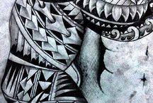 Tribal maori