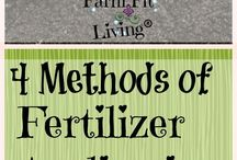 Fertilisers for plants