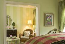 Green Bedroom / by Tatiana Richey