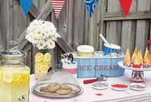 Fourth Of July Party / by Amy Singleterry-Saunders