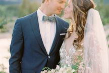 STELLA WOLFE | styled / silk hand dyed ribbons and wedding style inspiration