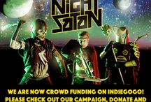 Nightsatan / Nightsatan, the ultimate post-apocalyptic synthesizer adventure is now crowd funding on Indiegogo! Donate, share and spread the word! https://www.indiegogo.com/projects/nightsatan-the-feature-film-musical#/