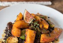 Gerichte mit Herbstgemüse