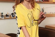 Tees and T-shirts / Shop for Asian fashion online at YRB fashion clothing shop. Choose from hundreds of style choices and trendy items that truly reflect the Asian fashion aesthetic. Experience window-shopping and checking out various Asian fashion online, and and enjoy free shipping for orders over £20.