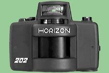Horizont Panoramic Russian camera