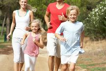 Family Fitness / Fitness tips for you and your whole family.