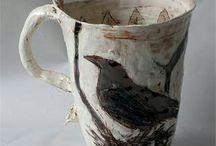 Rustikk keramikk