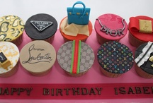 Cake and cupcake designs / by Naima Mitchell