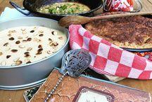 De geur van witte rijst / Volg de vorderingen van het crowdsourced kookboek 'De geur van witte rijst'.