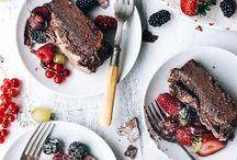Dessert: Meringue/Pavlova