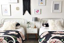 Gabbie and Maddie's room