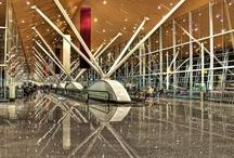 Airports Around the World