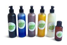 Hår / Et væld af smukke muligheder med økologiske og naturvenlige hår produkter.