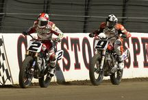 2014 Calistoga Half-Mile / After a multi-year absence, AMA Pro Flat Track returned to Calistoga Speedway for the Ramspur Winery Calistoga Half-Mile.