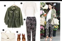 Simple fashionable i like