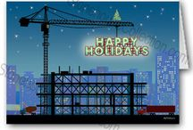 Office Holiday Cards