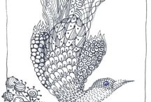 peacocks / by Brenda Britt