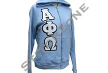 Alpha Phi Omega Fraternity  / Sweatshirts, Zip-Ups, Hoodies, stoles and so much more