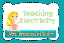 Teaching Electricity / Ideas, labs, resources and activities for teaching electricity and circuits. In particular for Grade 9 Science: SNC1D, SNC1P, SNC1L.
