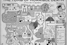 Mapas Dungeons