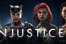Injustice 2 - konfirm heroes