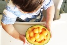 Food Hacks / Every day tips to help you get by with an active toddler.