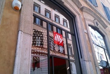 Project: Illy Shop in Rome / The new Illy Shop Rome