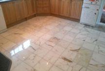 Marble Floor Repair