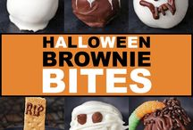 Halloween bites/sweets