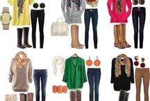 Fall Fashion Board / Fall Outfit Combo