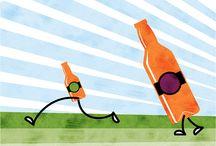 Craft Beer / #beer craft beer cans bottles suds  / by Terry Lozoff