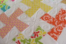 For Quilting the Quilt