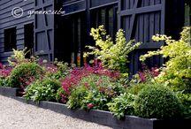 Grade 2 Listed Barn - Garden Design