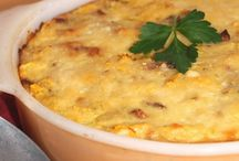Casseroles / All kinds of easy casserole recipes for the perfect comfort meal.