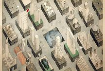 Currencies of Architecture / Inspired by the title of the inaugural chicago architectural biennial - the state of the art of architecture - the chicago archotectural club's 2015 burnham prize challenges participants to develop a single image that represents a strong point of view that explores the question: what is the state of the art of the architecture today?