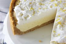 Desserts / Lemon pie