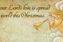 Religious / Religious Christmas holiday facebook covers